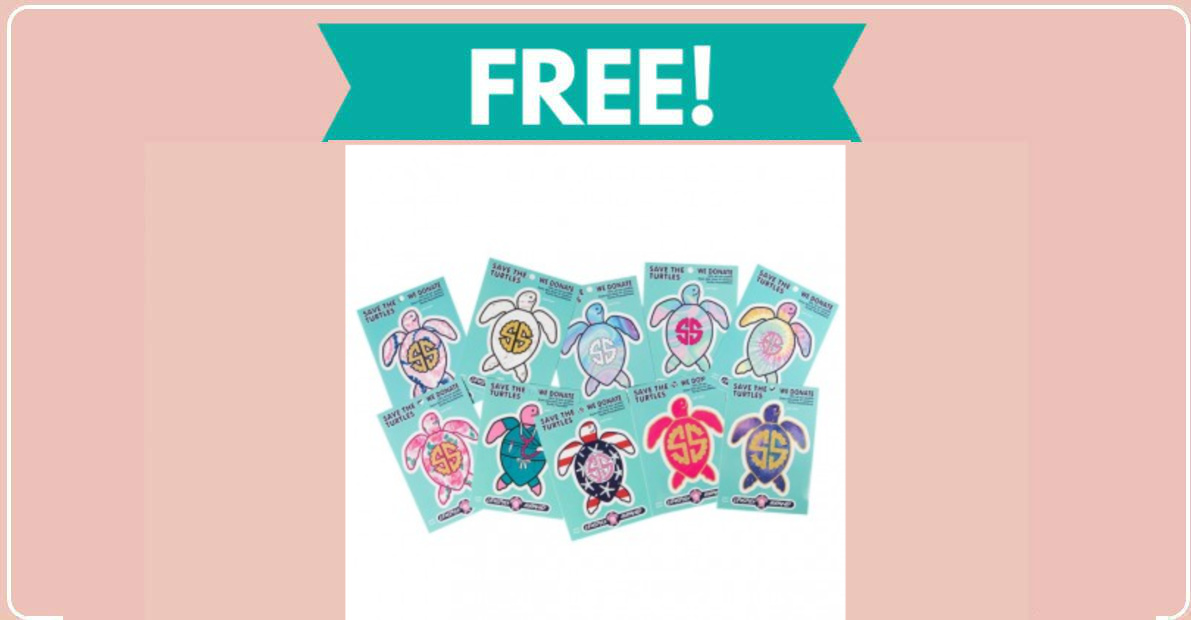 Free Simply Southern Stickers by Mail - Free Samples By Mail