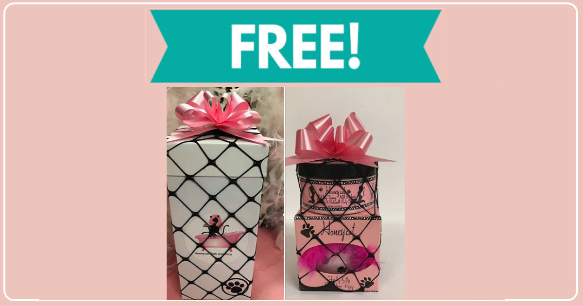 Totally Free Honeycat Sweet Cream Body Cream Free Samples By Mail