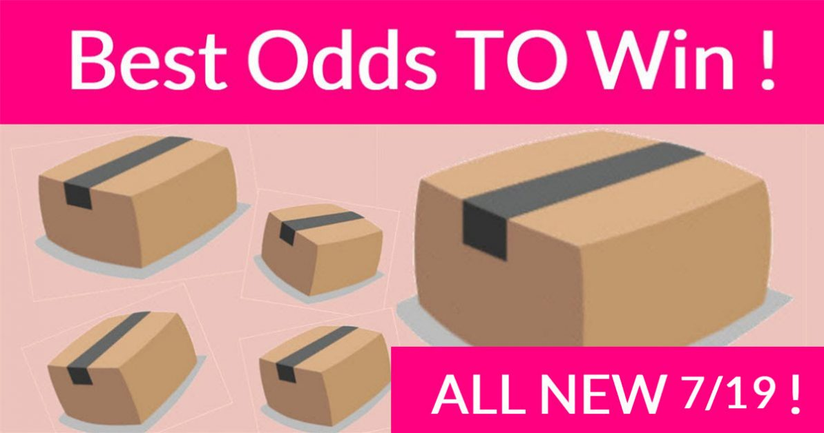 Best Bouncy Boxes for 7/19 - HOT Odds To WIN! - Free Samples
