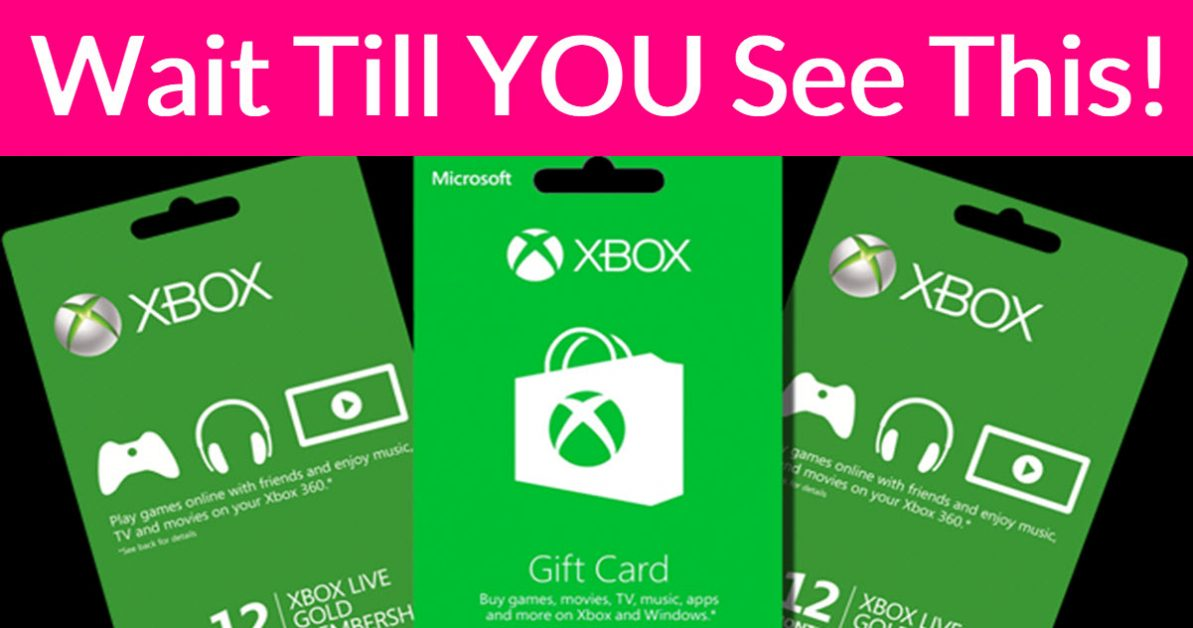 Free Xbox Gift Cards NO Surveys ! - Free Samples By Mail | Free Samples