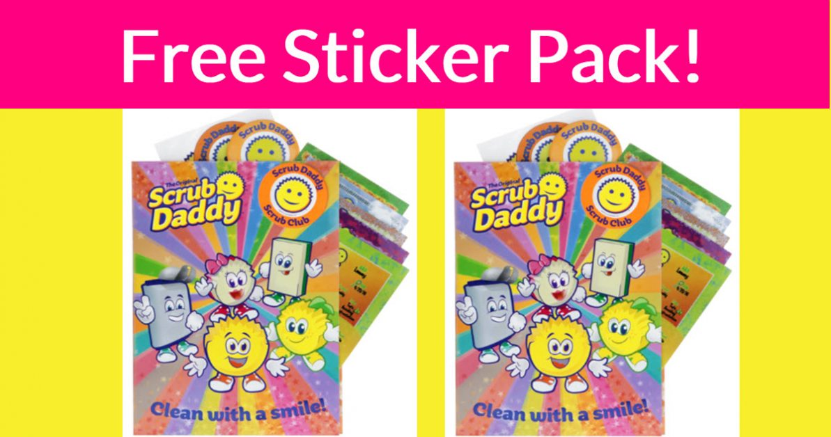 TOTALLY Free Sticker Booklet ! - Free Samples By Mail | Free