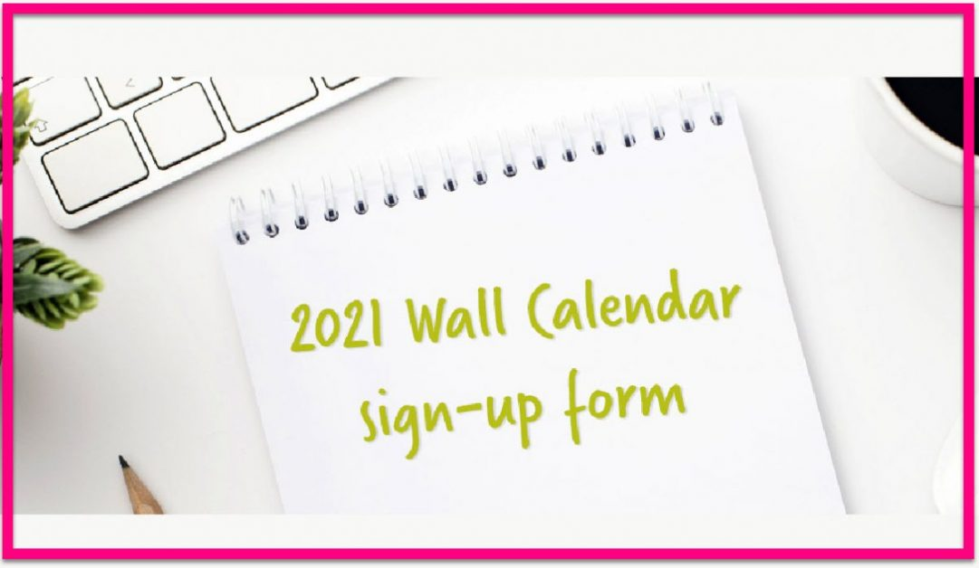 CRAZY EASY ! FREE Wall Calendar !   Free Samples By Mail