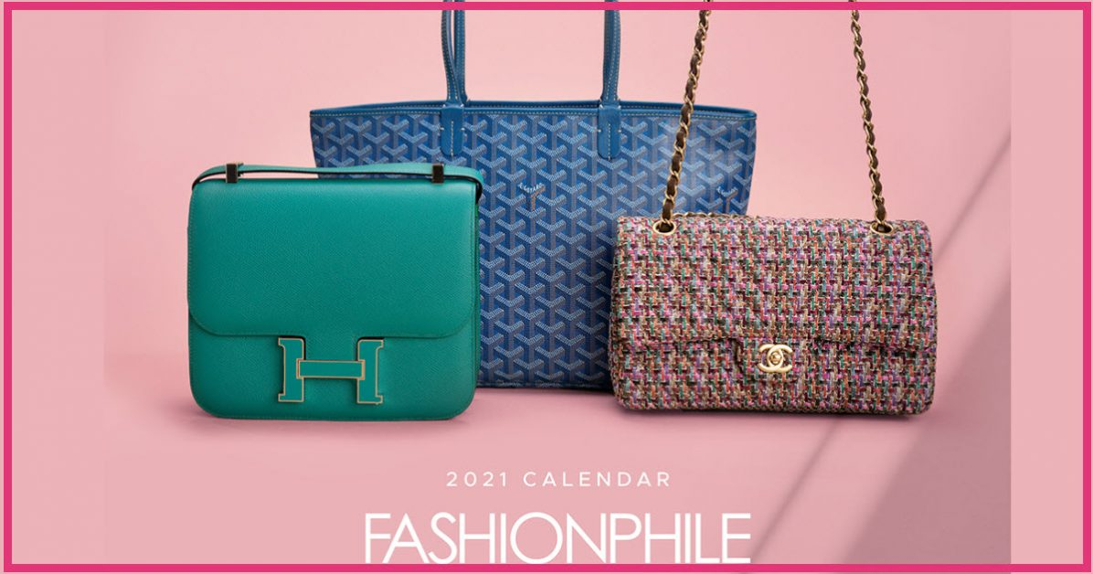Totally FREE Fashionphile 2021 Calendar ! EASY!   Free Samples By Mail