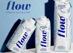 FREE 1L of Flow Water at Whole Foods Market