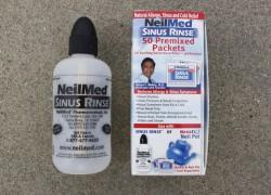 FREE Sinus Rinse Bottle