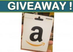 ENTER TO WIN $100 Amazon Card !
