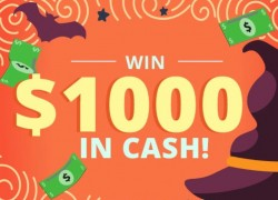 ENTER To Win $1,000 Cash!