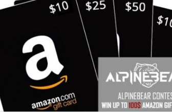 Win up to $100 Amazon Gift Card!