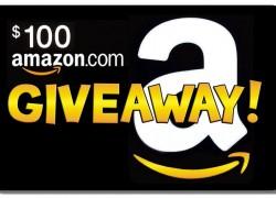 Win a $100 Amazon Gift Card!