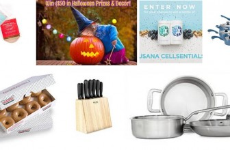 ENTER NOW! GIANT LIST of OVER 100 Contests & Sweeps !