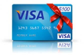 Win a $100 Visa Gift Card! [4 Winners]