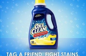 OxiClean Laundry Detergent, Only $2.97 at Walmart!
