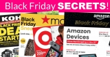 12 Black Friday Secrets Retailers Don't Want You To Know.