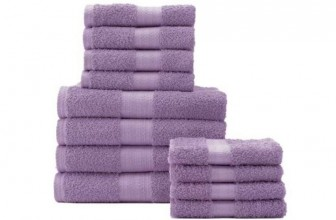 The Big One 12-pc Towel Set Only $24.49 (Reg. $89.99)!