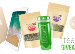 Win an iPad & MORE! [ $429 Value ]
