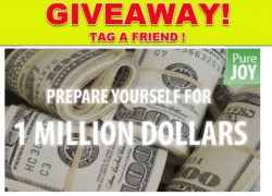A Chance to WIN 1 MILLION DOLLARS!!!!!!!