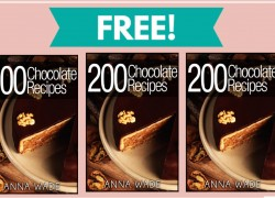 200 TOTALLY FREE Chocolate Recipes !
