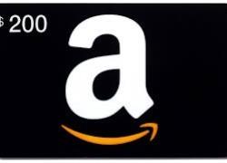 WIN $200 AMAZON GIFT CARD!
