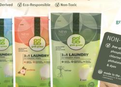 FREE Grab Green Laundry Sample