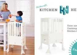 Win a Kitchen Helper!! How neat is this?