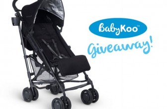Enter to win a $260 UppaBaby G-Luxe Baby Stroller!!