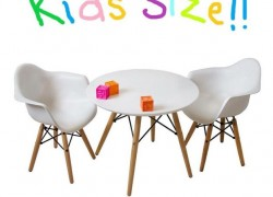 Win a $299 Kid size Table and chairs!!