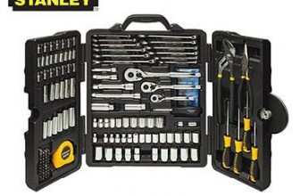 Win A Stanley 170-Piece Homeowner's Tool Kit