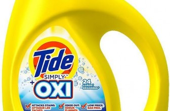 Tide + Oxi HE Laundry Detergent & More $1.99!