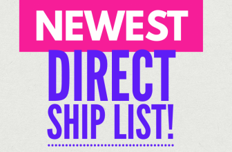 NEWEST Direct Ship List !
