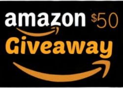 Win a $50 Amazon Gift Card!