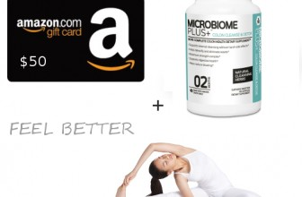 Win a $50 Amazon Gift Card & More!