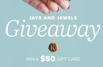 [10 WINNERS] Jays and Jewels Giveaway