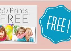 50 FREE 4×6 Photo Prints at Sam's Club
