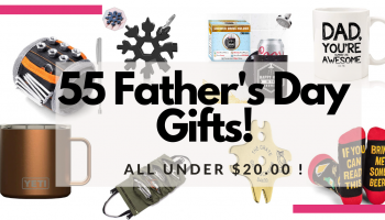 55 Father Day Deals ALL Under $25 !
