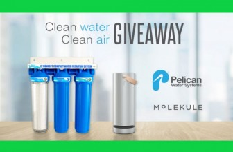 Win  Compact Water Filter/Softener Combo and Molecular Air Purifier!