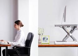 Win a FlexiSpot Standing Desk