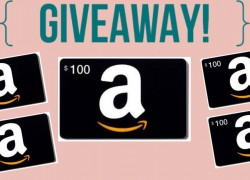 Win a $100 Amazon Gift Card ! [5 Winners]