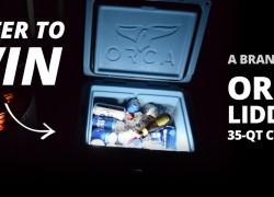 Win a Liddup 35 Quart Cooler.