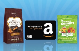Win Lovely Candy Company Candies + a $50 Amazon Gift Card!