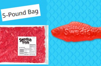 Swedish Fish 5 lb BAG ONLY $12.15 Shipped!