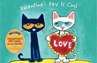 Pete the Cat: Valentine's Day Is Cool Hardcover Only $5.99 (Reg. $10)