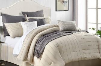 10-Piece Riverdale Comforter Set |  $29.99 ! {{ REG. $300! }}