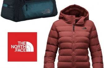 Up to 65% Off The North Face – Starts at ONLY $8.02 !