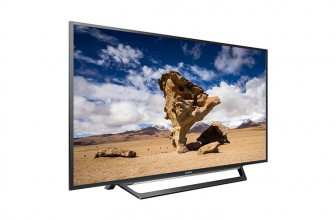 Enter to Win a Sony 48-Inch Smart TV!