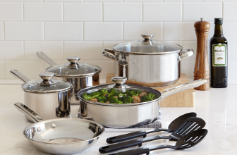 12-Piece Cooks Cookware Set ONLY $13.15 !!!!