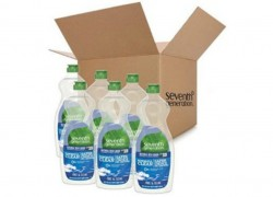 12 Bottles of Seventh Generation Dish Soap Only $19.89!