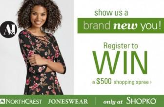 Shopko Brand New You Giveaway