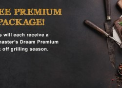 Win a FREE Grill Premium Variety Package!