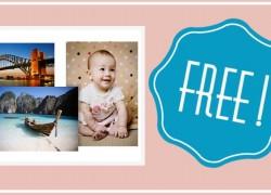 Free High Quality 8×10 Photo Print