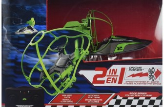 Air Hogs 2-in-1 Hyper Drift Drone for High Speed Racing and Flying $19.52 (Reg 39.99)